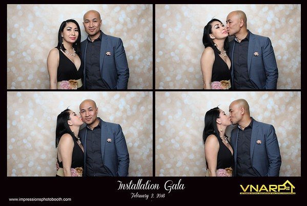 VNARP Installation Gala 02.02.18