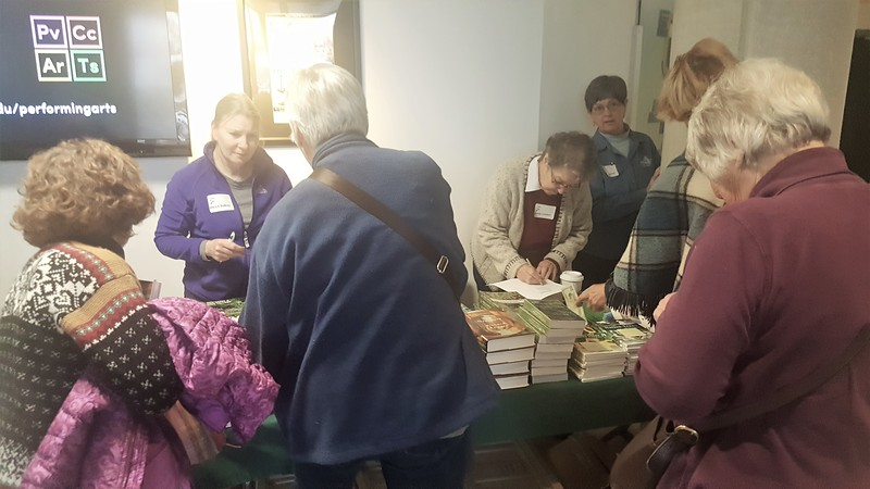 Piedmont Chapter Book Sales