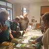 Browsing the Piedmont Chapter Book Sale