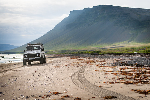 The Empty Westfjords