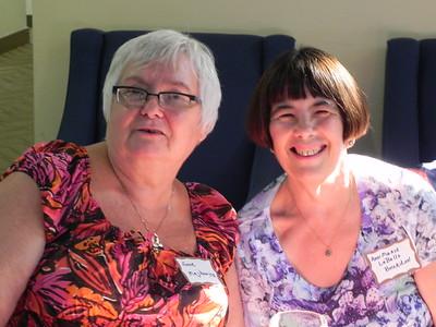 Anne Majkowycz& Annmarie Lobello Bourdon