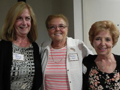 Carol Arnold Waldt, Rosemary Arno, Kathy Arno