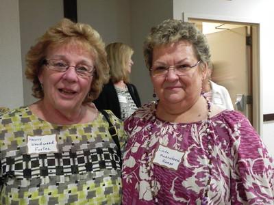 Nancy Woodward Foster, Linda Marcinkowski Hinman
