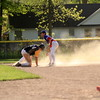 St. Clair earned a share of the MAC Blue title with a 9-1 win over Port Huron Northern Thursday, May 18. (MIPrepZone photo galley by Randy Castro.