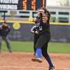 Tower's Richelle Michalak throws a pitch during the second inning of a loss to Marysville Tuesday. (MIPrepZone photo gallery by Randy Castro)