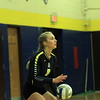 Grace Goldenbogen finished with five kills in Tuesday's loss to Armanda. (MIPrepZone photo gallery by Randy Castro)