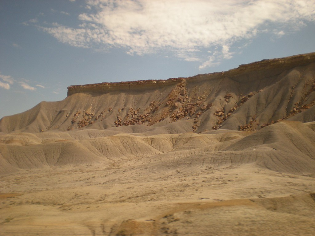 2 Day: Traveling through Utah into Colorado from HELPER AND GREEN RIVER, UTAH into GRAND JUNCTION, GLENWOOD SPRINGS, GRANBY COLORADO