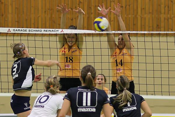Volleyball Sm'Aesch Pfeffingen NLA  Saison 2007/2008