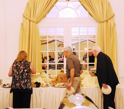 VOLUNTEER APPRECIATION DINNER . CATHOLIC CHARITIES - 06/20/19