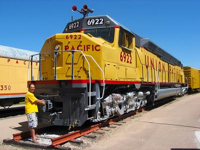 Pulling a Train