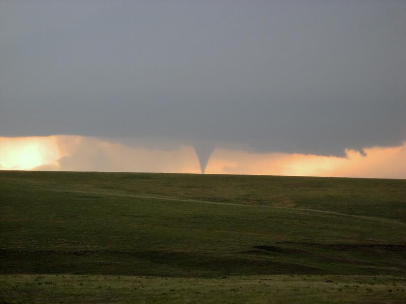 Last Chance, Colorado, Tornado