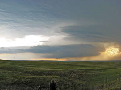 Northwestern Nebraska Supercell
