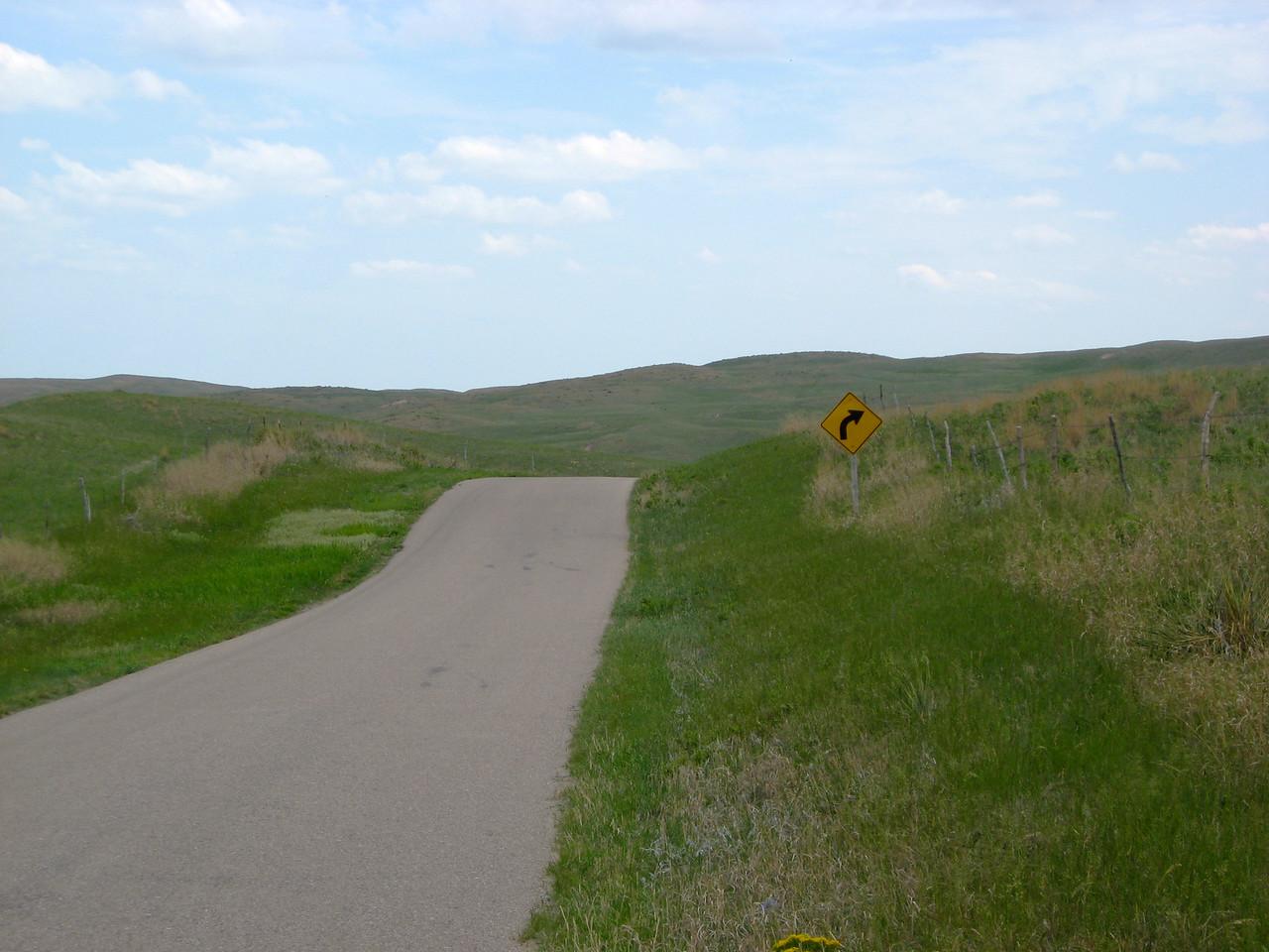 One-Lane Road