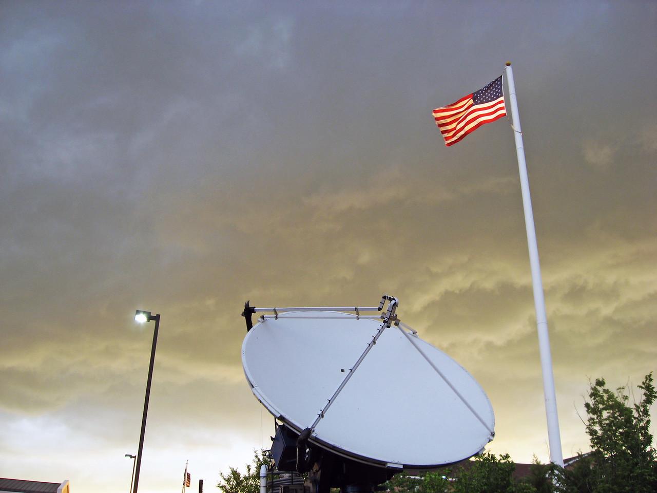 Post-Storm Skies