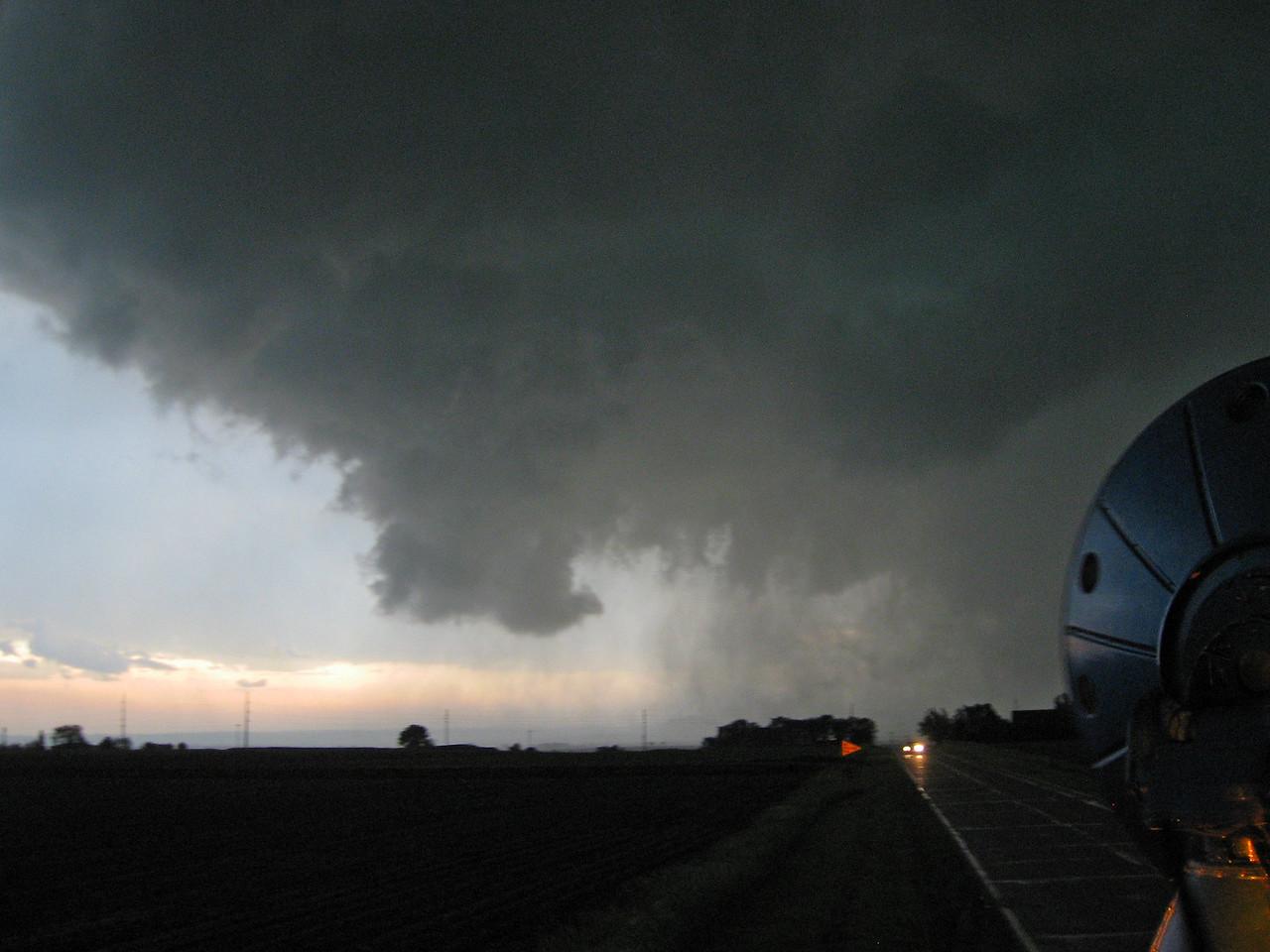 Not Every Tornado Looks Like One