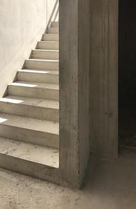 13 Werkhof Sissach | Treppe in der Administration