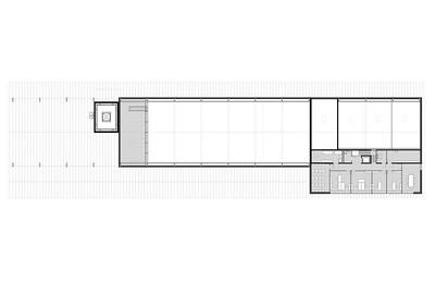 20 Grundriss Obergeschoss mit Büros, Sitzungszimmer, Archiv- und Nebenräumen