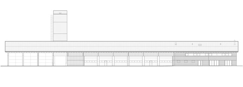 26 Südfassade