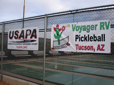 VOYAGER PICKLEBALL