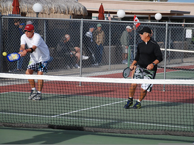 1/2012 VOYAGER PICKLEBALL SR. OLYMPICS ACTION SHOTS