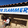 A CAR SHOW SPONSORED BY THE DOOR SLAMMERS!