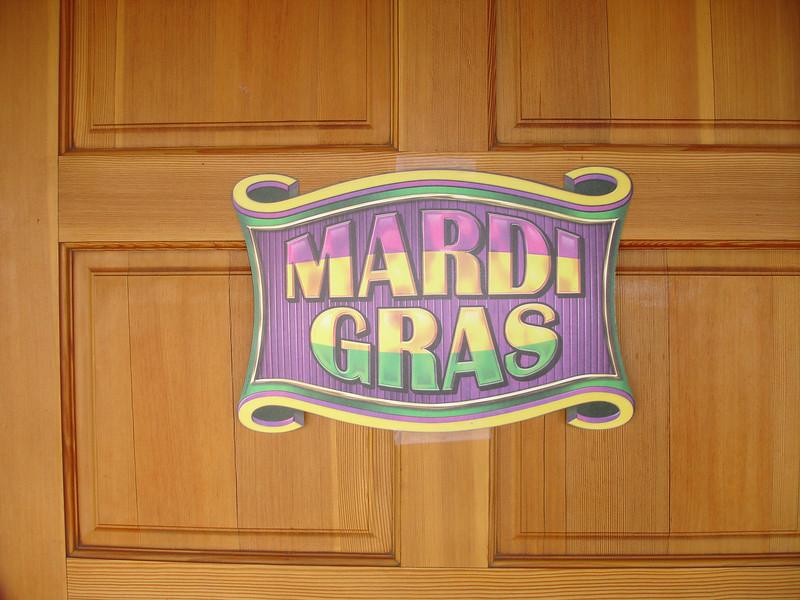 "2/20/10 ""MARDI GRAS""  VOYAGER STYLE!"