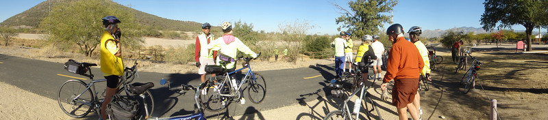 VOYAGER'S POPULAR CYCLING CLUB
