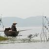 lac de Thac Ba et les pêcheurs Dao