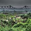 OLYMPUS DIGITAL CAMERA Hanoi, pont Paul Doumer
