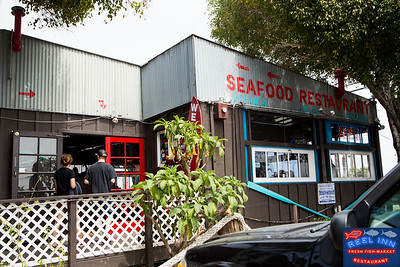 REEL INN Fresh Fish-Market Restaurant.  www.reelinnmalibu.com.  Photo by VenicePaparazzi.com