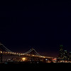 San Francisco, City Lights, Bay Bridge
