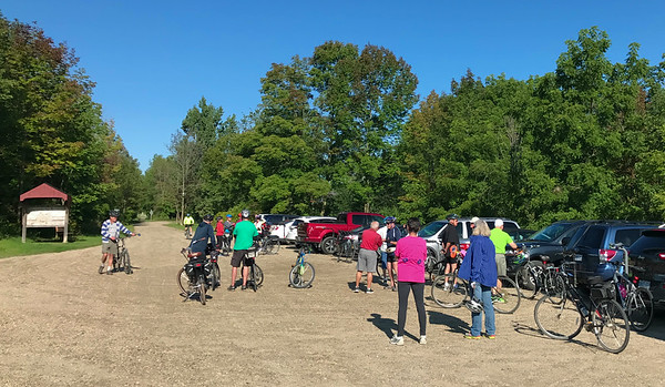 VPSC Ariss to West Montrose Bike Ride Sep 6/17