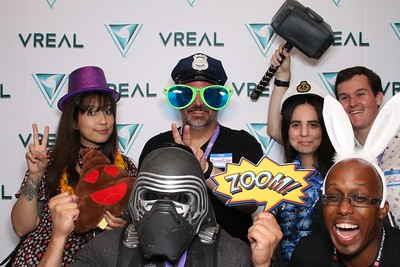 VREAL's TwitchCon VR Social