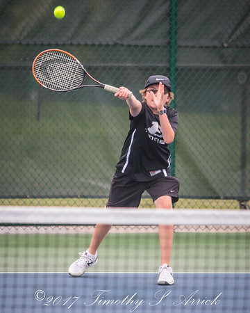 Novi v South Lyon East Tennis