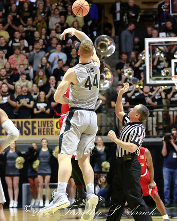 VSP Nebraska at Purdue Men's Basketball