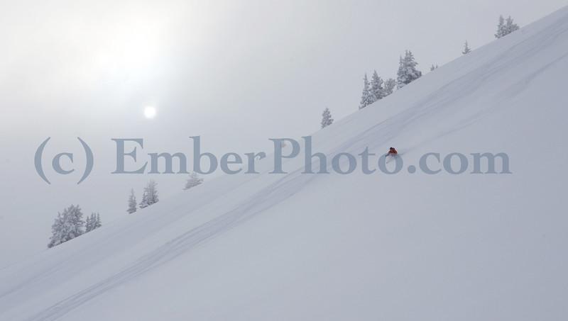 Dylan Crossman - Wasatch Mountains, Utah