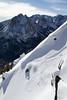 Dylan Crossman<br /> <br /> Sawtooth Mountains, ID