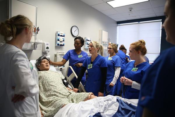 VTC Nursing Simulation Open House. 092018