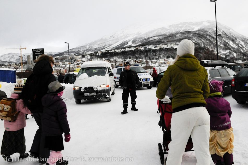 26.3 2011: Kostymetoget, arrangement på Nordkraft Arena med Sjørøverfest med kaptein Rødskjegg og følge. Brannalarm gikk mot slutten av forestillingen, problemfri og effektiv evakuering.