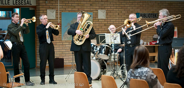 VU-2011: Korpsarrangement på Frydenlund vgs.