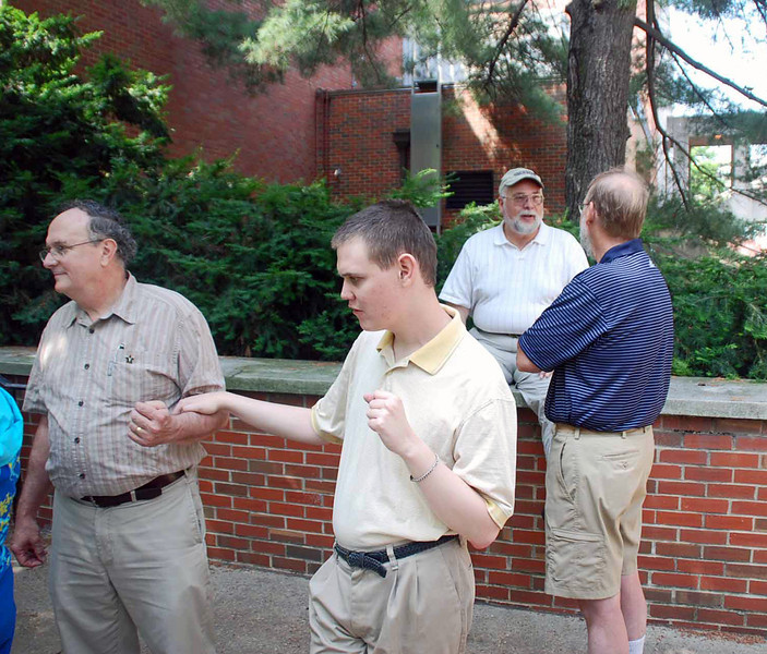 Harry Stone, Ray Stone, Doug Huggins and Dick Vanstrum.