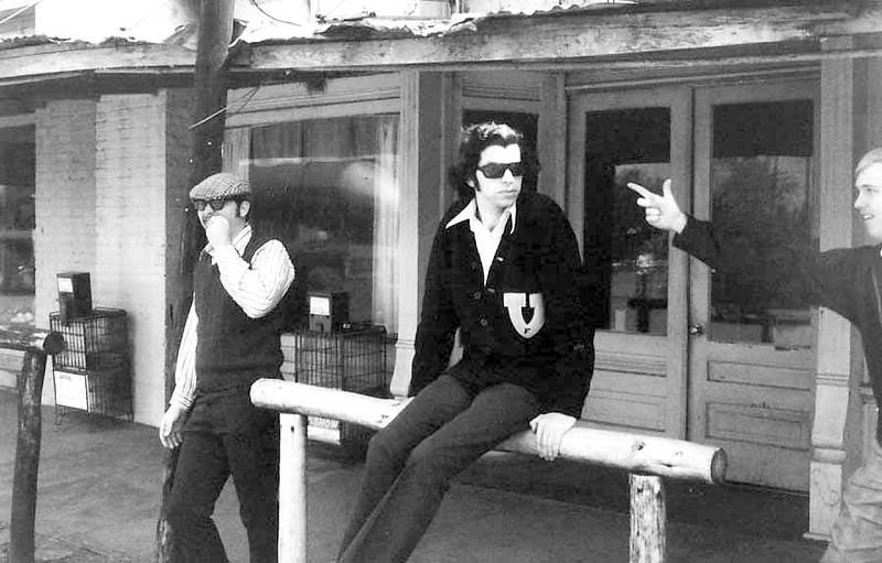 From left: Doug Huggins, Ray Finkleman, Dick Vanstrum.