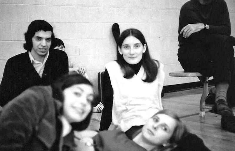 From left: Raymond Finkleman, Carole Fernandez, Dorothy Moore, Fem Alberts.