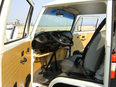 1973 VW Double door panel van