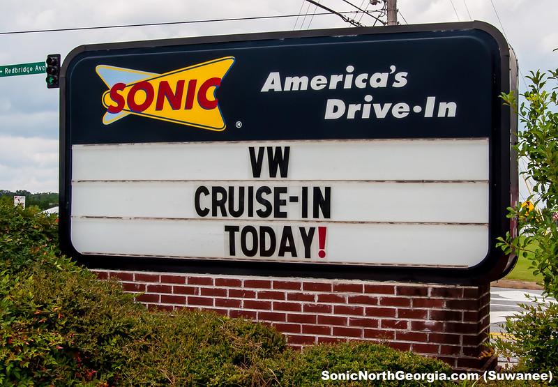 Sonic VW Cruise-In Suwanee Aug 2015-0182