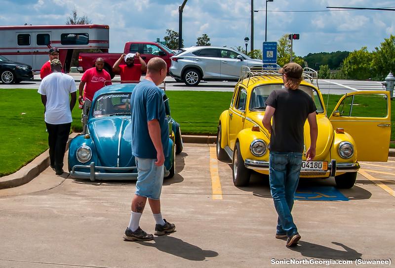 Sonic VW Cruise-In Suwanee Aug 2015-0211