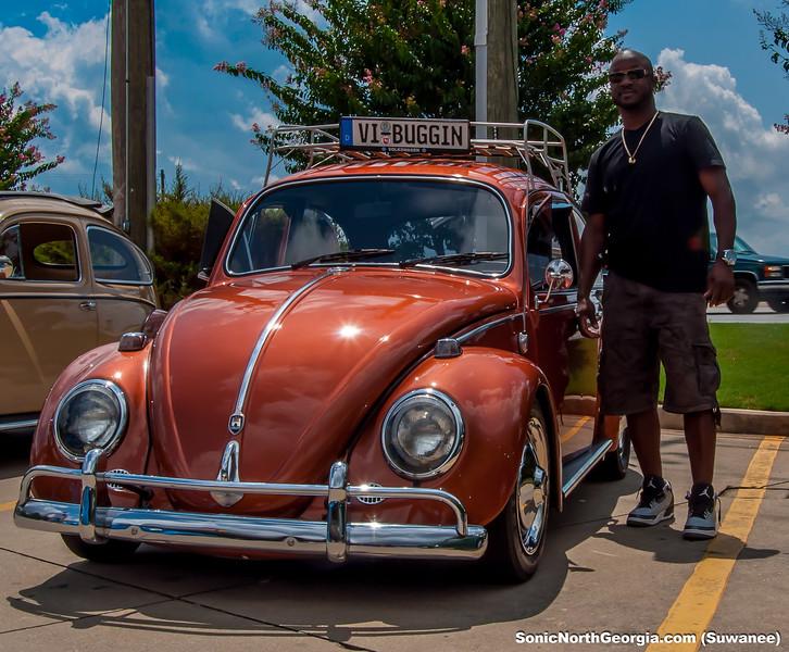 Sonic VW Cruise-In Suwanee Aug 2015-0200