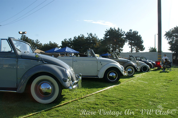 So-Cal Vintage VW Treffen 2013