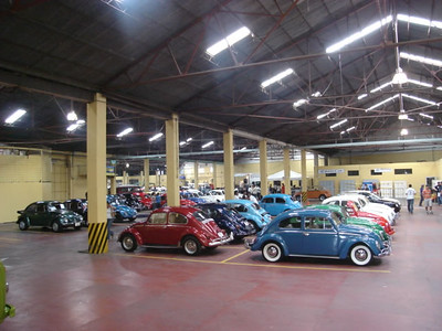 4ta. Concentracion De VWs en Costa Rica 2007