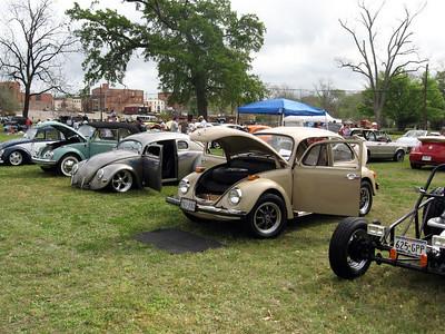 Das Bluhend Gut VW Show, 2007